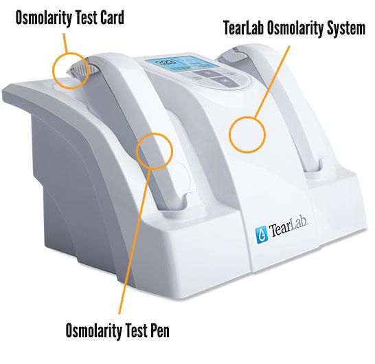 TearLab Machine